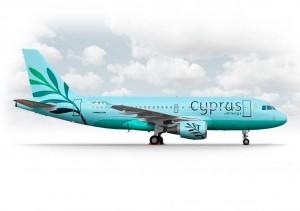 самолет Cyprus Airways