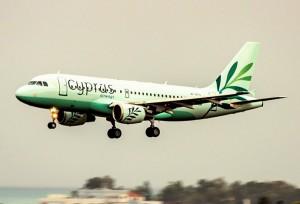Новый самолет Cyprus Airways